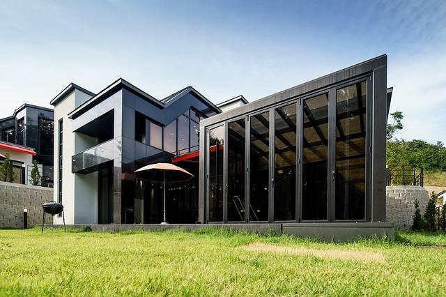 atypický dům