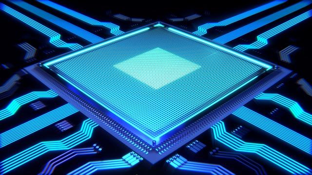procesor počítače
