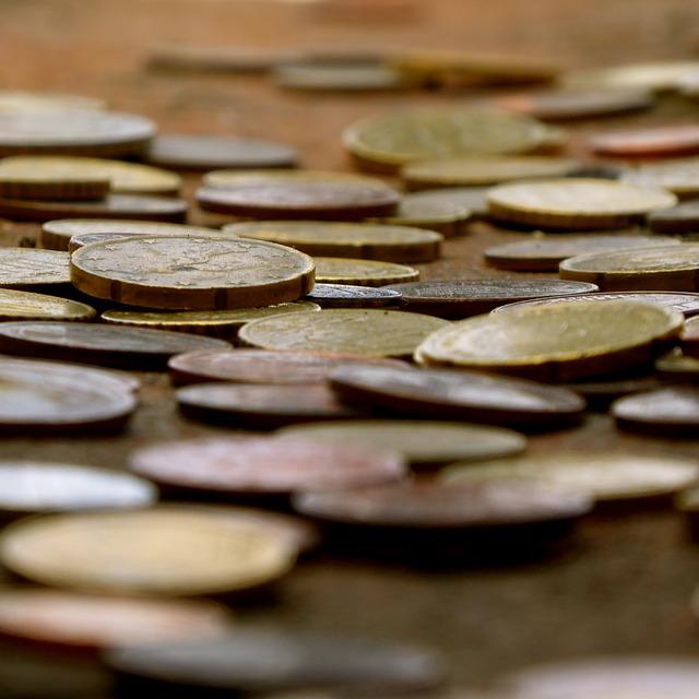 mince – pohled z boku