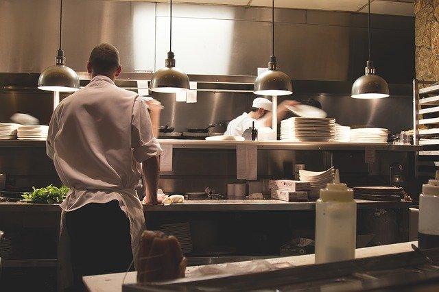 špičková kuchyně, vybavení a jak se tu vaří